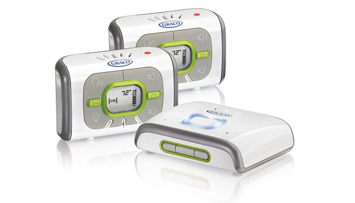Graco Direct Connect Digital Audio Baby Monitor