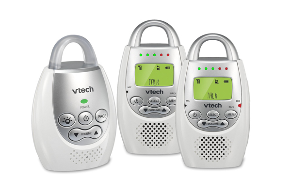 Vtech Safe Amp Sound Digital Audio Monitor Review