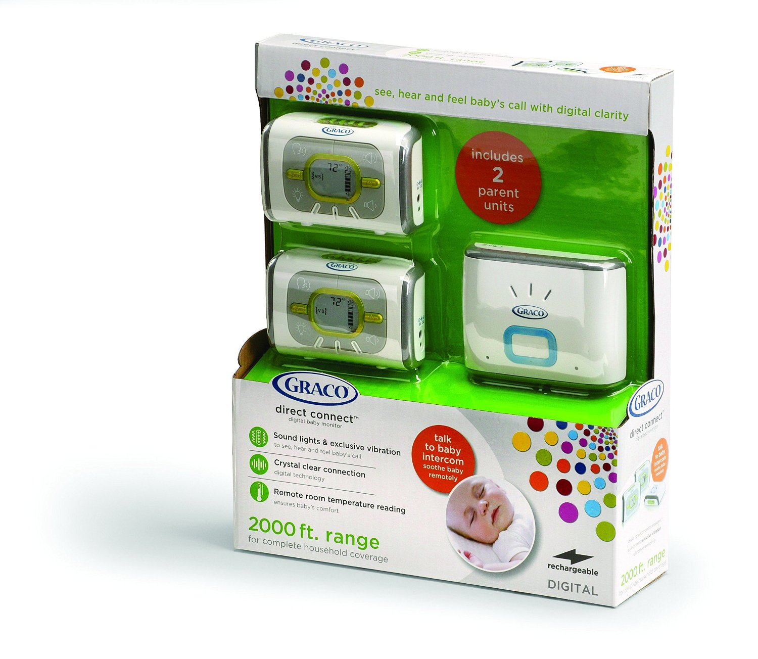 Room Baby Monitor Graco