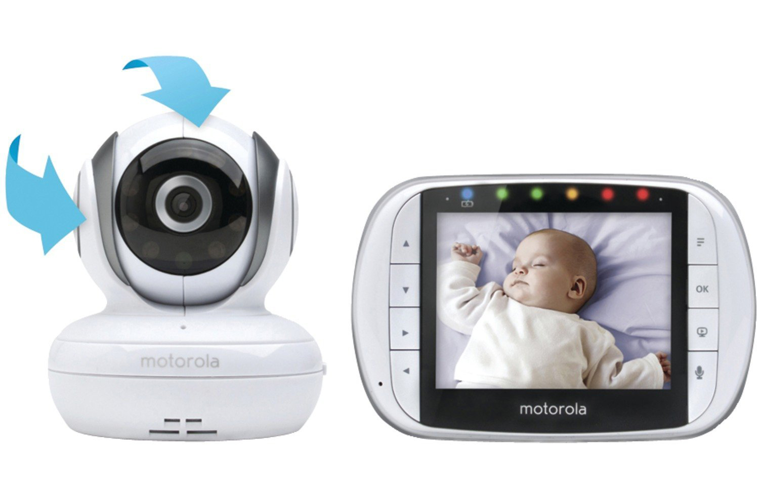 Long Distance Baby Monitor